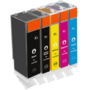 Canon-pixma-Compatible-inkt-cartridges-CLI-571-PGI-570-set-5-stuks